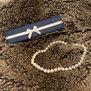 Brand New–In Box Freshwater Pearl Necklace